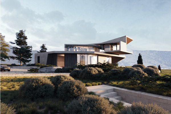 akl architects - zaarour villa spring 4