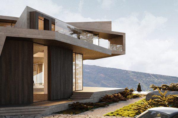 akl architects - zaarour villa spring 5