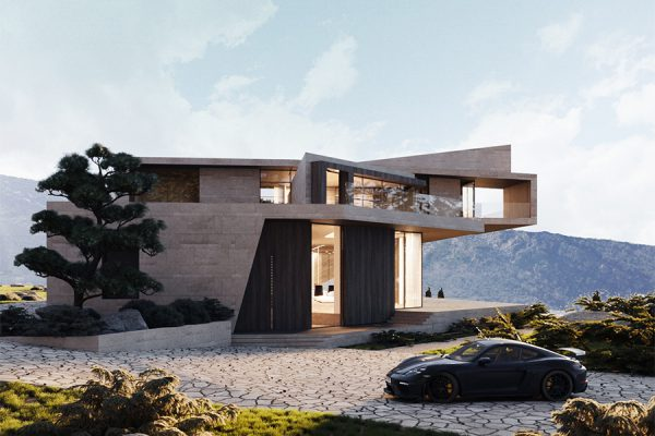 akl architects - zaarour villa spring 6