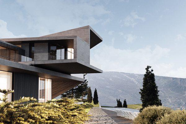 akl architects - zaarour villa spring 7