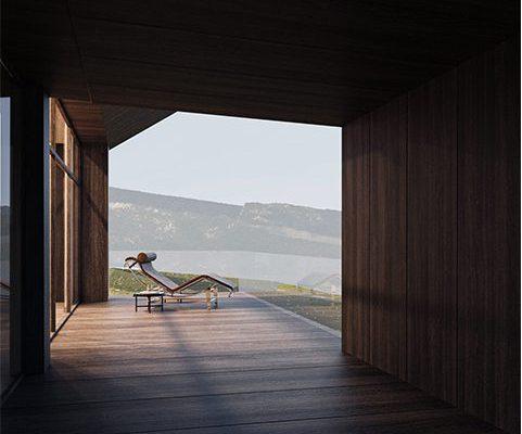 akl architects - zaarour villa spring 9