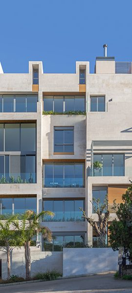 D RESIDENTIAL BUILDING – MANSOURIEH – LEBANON