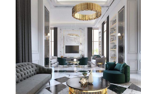 akl architects - doha qatar - interior - dada (3)