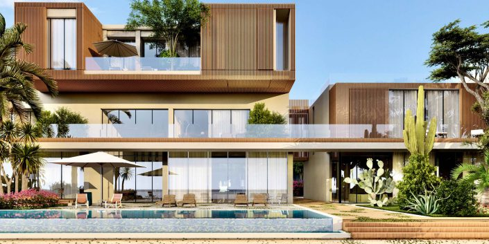 P BEACH HOUSE – DOHA – QATAR
