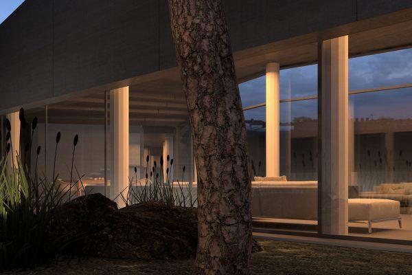 AKL ARCHITECTS - ABDELLE VILLA- S VILLA - LEBANON (3)