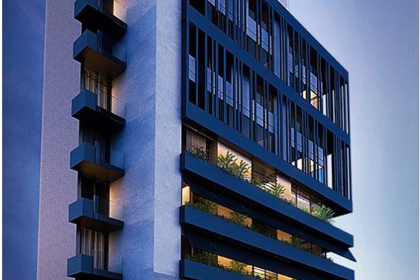 AKL ARCHITECTS - ACHRAFIYEH RESIDENTIAL BUILDING - BEIRUT LEBANON - 3 (1)