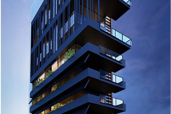 AKL ARCHITECTS - ACHRAFIYEH RESIDENTIAL BUILDING - BEIRUT LEBANON - 3 (2)
