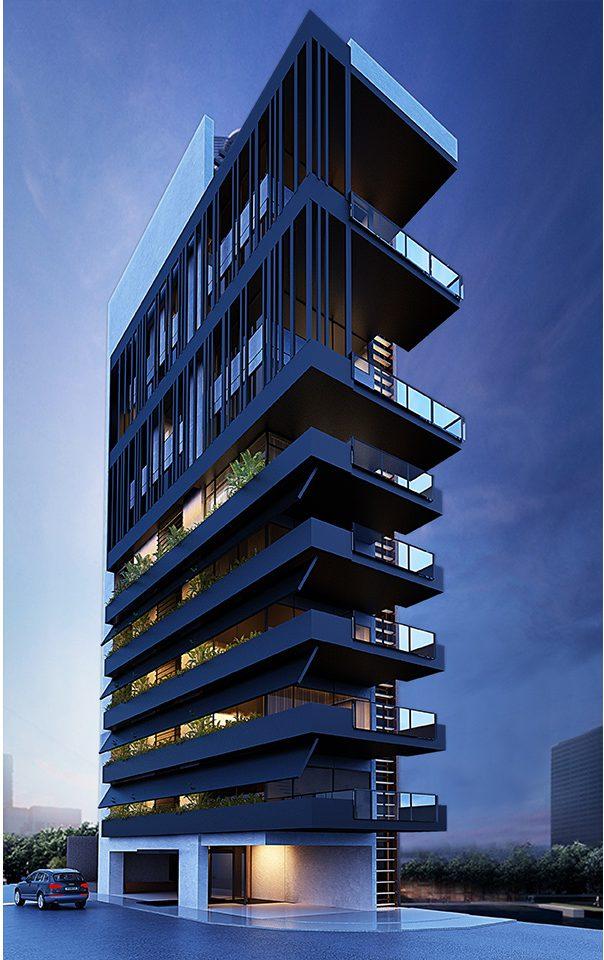 W1 RESIDENTIAL BUILDING – BEIRUT  – LEBANON