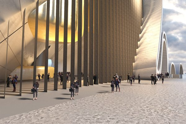 AKL ARCHITECTS - AIRPORT COMPETITION - DAMASCUS - SYRIA (3)