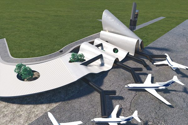 AKL ARCHITECTS - AIRPORT COMPETITION - DAMASCUS - SYRIA (6)