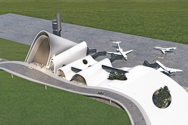 AKL ARCHITECTS - AIRPORT COMPETITION - DAMASCUS - SYRIA (7)