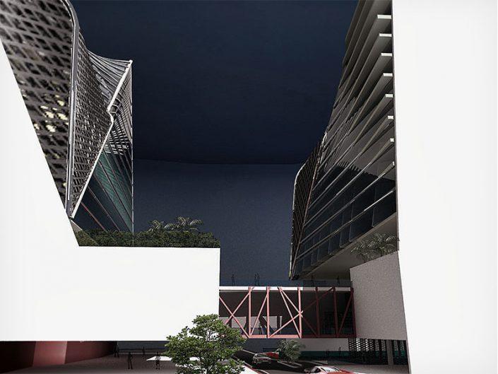 ANGOLA CORNICE MALL AND BUSINESS CENTER- ANGOLA