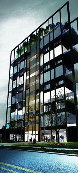 W2 RESIDENTAIL BUILDING – BEIRUT – LEBANON