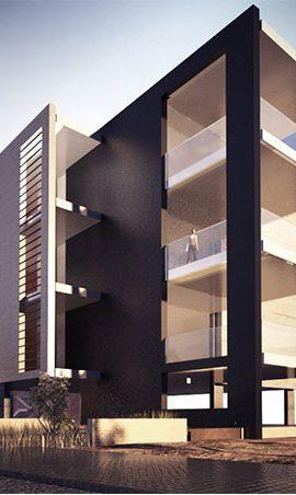 BA RESIDENTAL BUILDING – NACCACHE – LEBANON