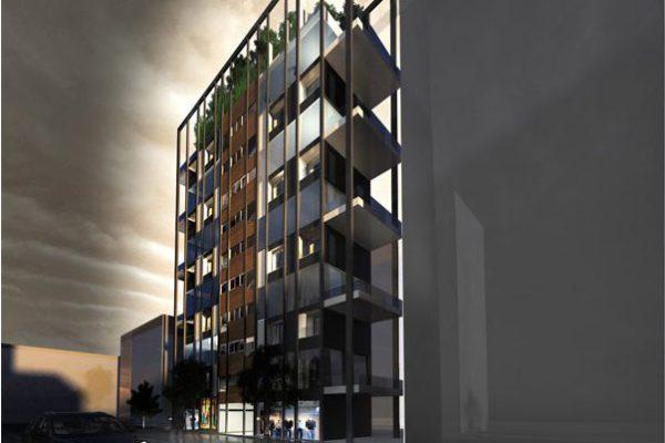 AKL ARCHITECTS - BEIRUT RESIDENTAIL BUILDING 2 - BEIRUT - LEBANON (1)