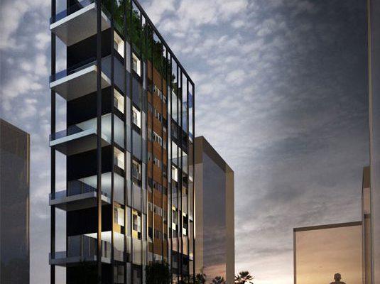 AKL ARCHITECTS - BEIRUT RESIDENTAIL BUILDING 2 - BEIRUT - LEBANON (2)