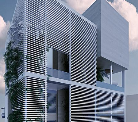 AKL ARCHITECTS - BLISS REDIENTIAL BUILDING - BEIRUT LEBANON (1)