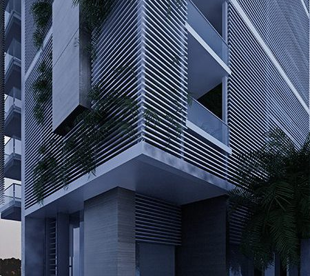 AKL ARCHITECTS - BLISS REDIENTIAL BUILDING - BEIRUT LEBANON (2)