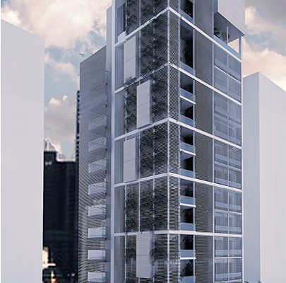 AKL ARCHITECTS - BLISS REDIENTIAL BUILDING - BEIRUT LEBANON (3)
