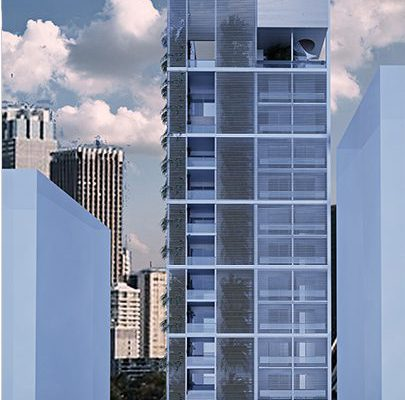 AKL ARCHITECTS - BLISS REDIENTIAL BUILDING - BEIRUT LEBANON (4)