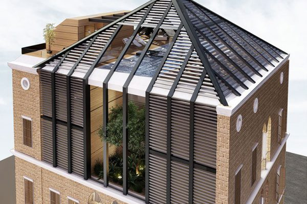 AKL ARCHITECTS - C HOTEL PARTICULER - PRIVATE RESIDENCE - RESTAURATION - BEIRUT GOURAUD STREET - LEBANON (1)