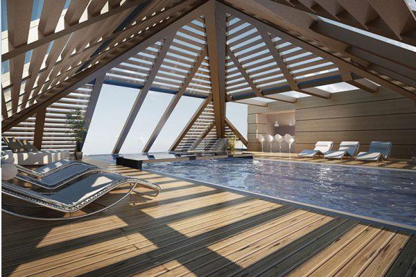 AKL ARCHITECTS - C HOTEL PARTICULER - PRIVATE RESIDENCE - RESTAURATION - BEIRUT GOURAUD STREET - LEBANON (5)