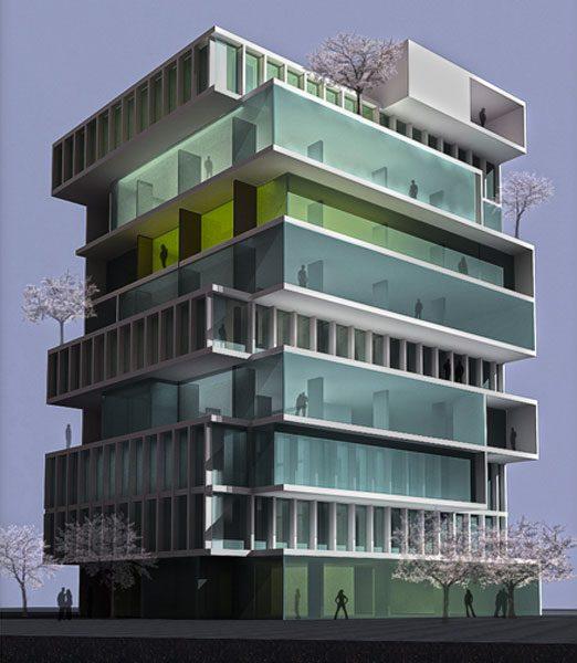 BLISS RESIDENTIAL BUILDING – BEIRUT – LEBANON
