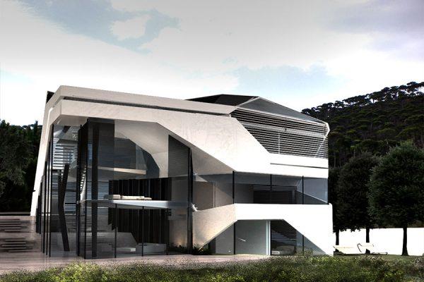 AKL ARCHITECTS- D VILLA - MONTEVERDE - LEBANON (2)