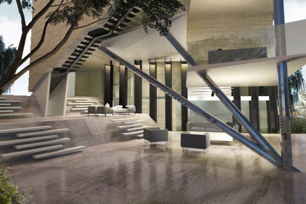 AKL ARCHITECTS- D VILLA - MONTEVERDE - LEBANON (5)