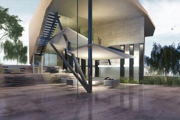 AKL ARCHITECTS- D VILLA - MONTEVERDE - LEBANON (6)