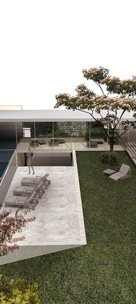HH MS PRIVATE RESIDENCE EXTENSION – BEIRUT – LEBANON
