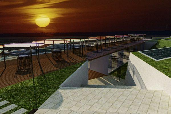 AKL ARCHITECTS -KFARABIDA RESORT - BATROUN - LEBANON (3)
