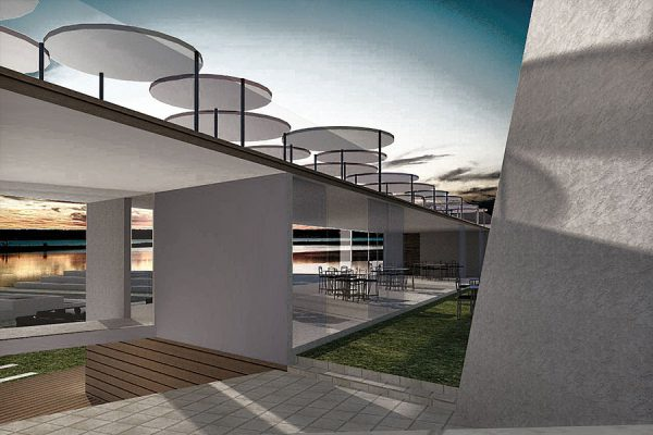 AKL ARCHITECTS -KFARABIDA RESORT - BATROUN - LEBANON (4)