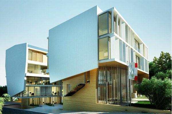 AKL ARCHITECTS - O LAW FIRM - BAABDA - LEBANON (2)
