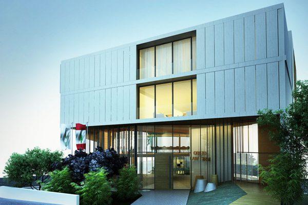 AKL ARCHITECTS - O LAW FIRM - BAABDA - LEBANON (4)