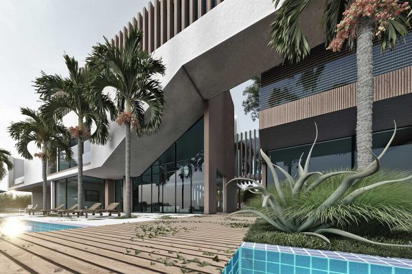 AKL ARCHITECTS - QATAR BEACH HOUSE - OPTION 1 (10)