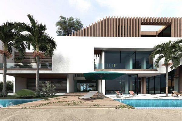 AKL ARCHITECTS - QATAR BEACH HOUSE - OPTION 1 (11)
