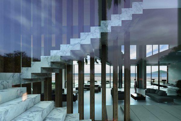 AKL ARCHITECTS - QATAR BEACH HOUSE - OPTION 1 (3)