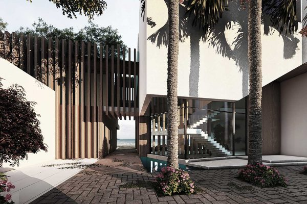 AKL ARCHITECTS - QATAR BEACH HOUSE - OPTION 1 (4)