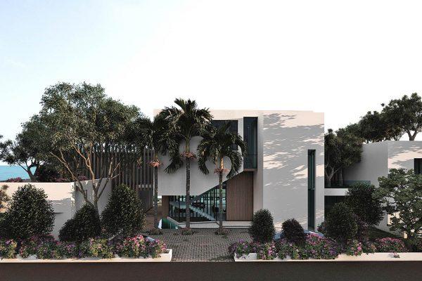 AKL ARCHITECTS - QATAR BEACH HOUSE - OPTION 1 (7)