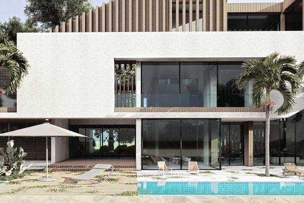 AKL ARCHITECTS - QATAR BEACH HOUSE - OPTION 1 (8)