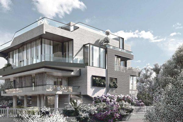 AKL ARCHITECTS- REIFOUN VILLA - LEBANON (1)