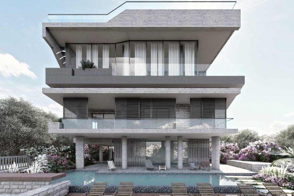 AKL ARCHITECTS- REIFOUN VILLA - LEBANON (2)