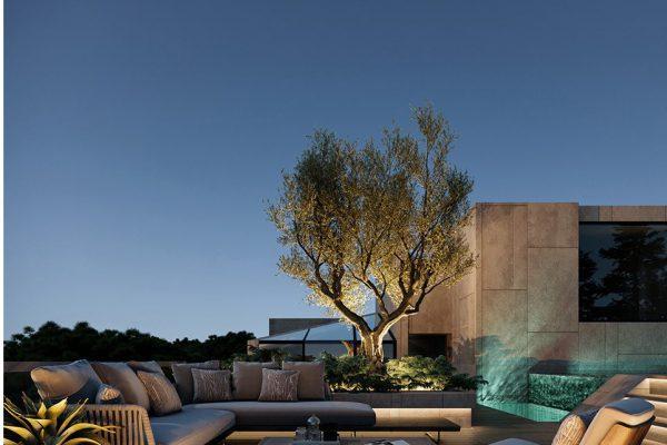 AKL ARCHITECTS- REIFOUN VILLA - LEBANON (6)